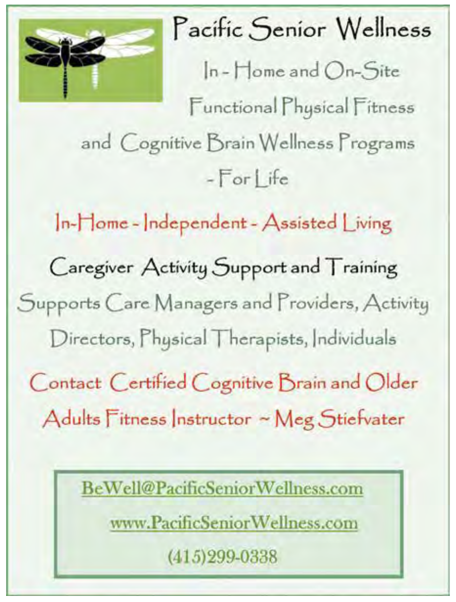 Pacific Senior Wellness