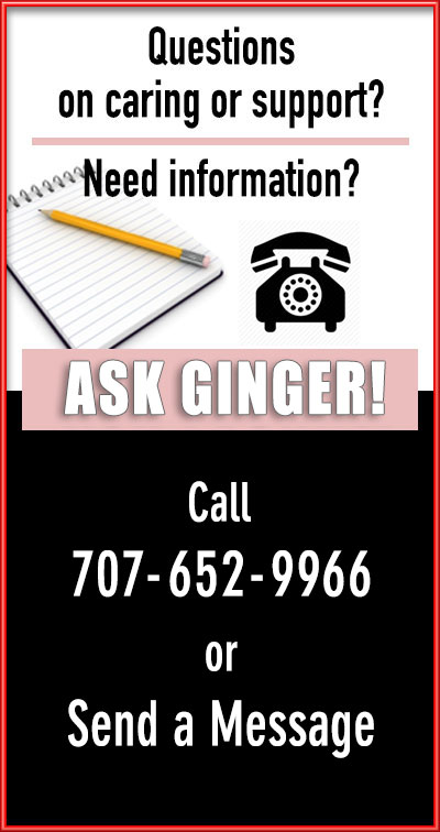 Ask Ginger!