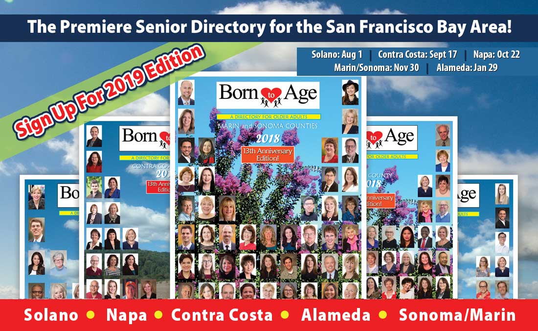 Advertise with Born to Age 2019